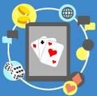Online Casino auf mobilen Geräten