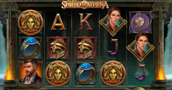 Shield of Athena Slot