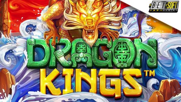 Dragon Kings BetSoft Spielautomat Slot