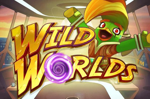 Wild Worlds Slot von Netent