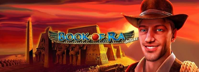 Spielen Sie ab sofort Book of Ra mit uns