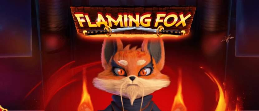 Flaming Fox Slot von Red Tiger
