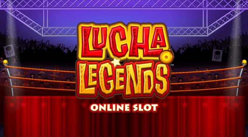 Lucha Legends Spielautomat