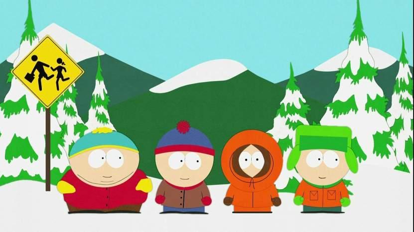 South Park Videoslot