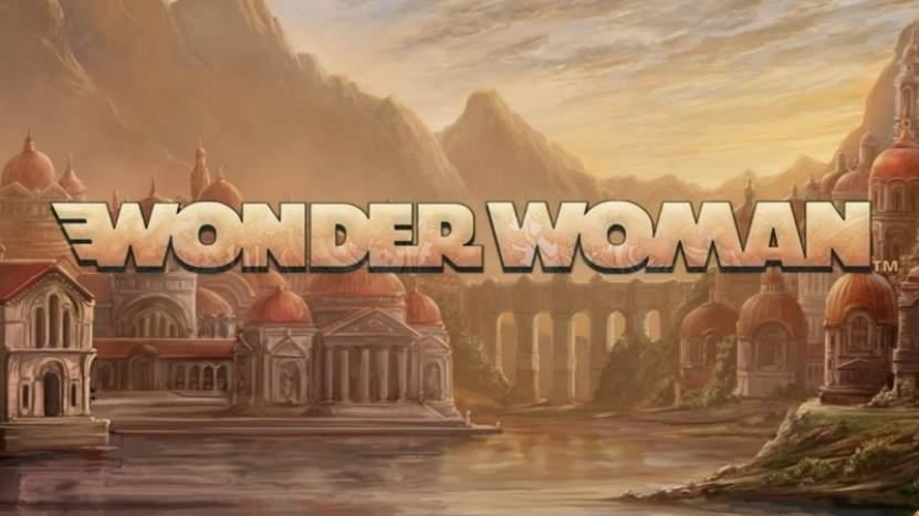 Wonder Woman Slot von Playtech